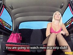 rich teen lovita fate pays the taxi driver cash