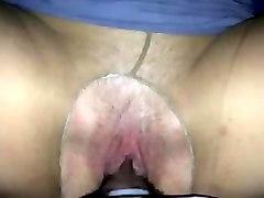 pantyhose sex anal
