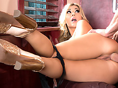 Kayla Kayden & Charles Dera in Dont Touch Her 3 - Brazzers