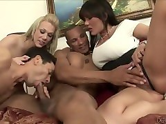 bisexual foursome with samantha sin and claire dames