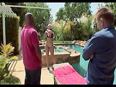 Mel Lanie Mon Roe hesharing hiswife 4 interracialfck
