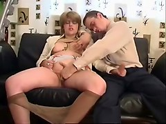 Incredible Homemade clip with Mature, Young/Old scenes