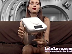 lelu love-chastity safe demo instruction