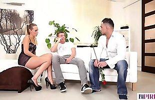 Jenny Simons getting revenge on her jerk boyfriend
