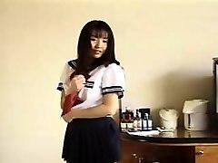 gorgeous japanese girl fucked hard