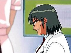 anime nurse training