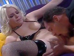 Missy Monroe Spreads Wide for Meaty Dick