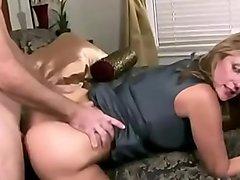 Horny Mom-hot stepson seduces her stepmom