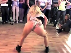 Euro Twerk Competition