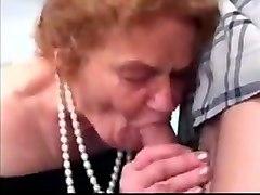 Oma will gebumst werden
